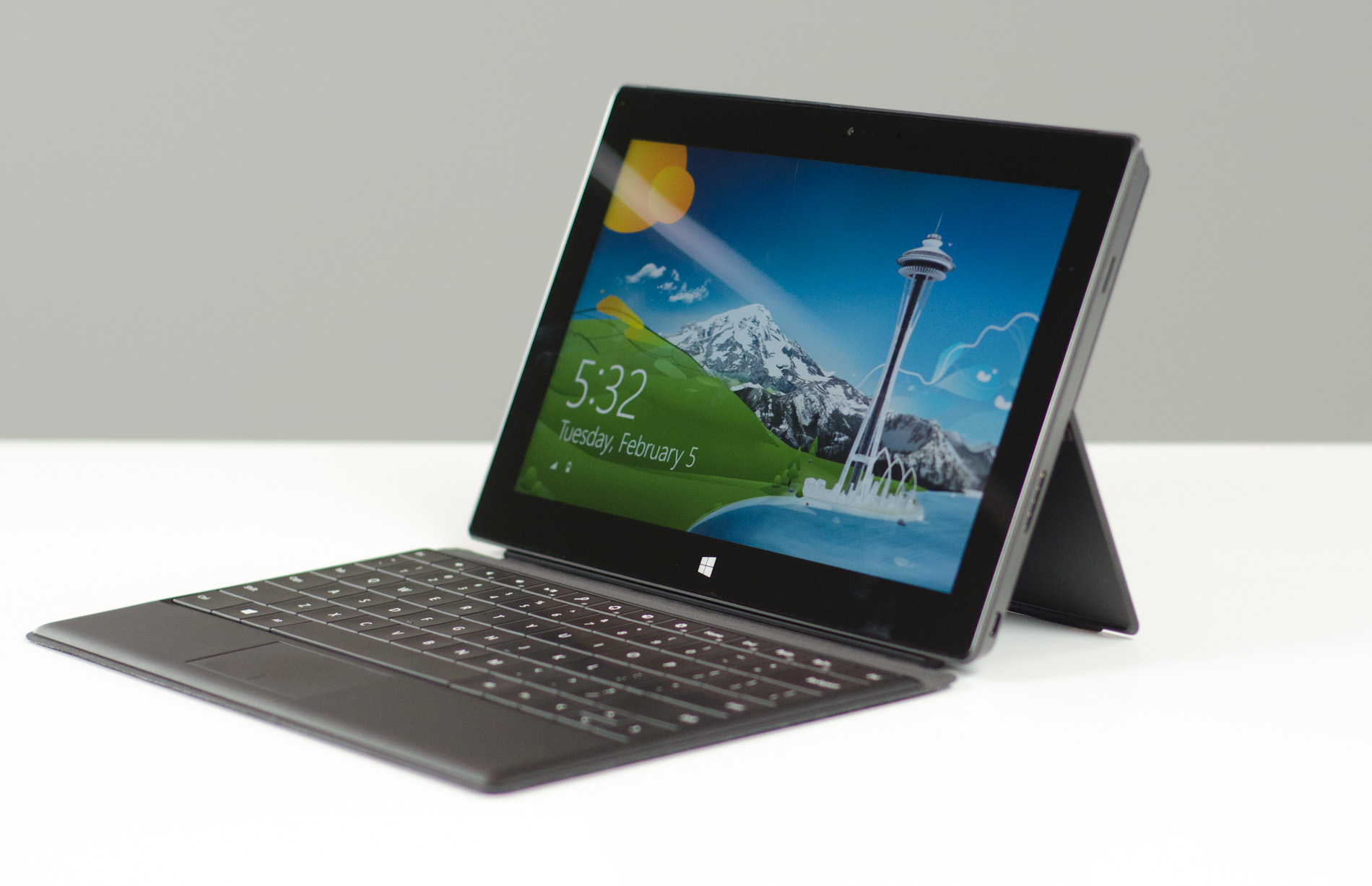 Fn keys (function keys) on Microsoft Surface Pro and Windows 8.1
