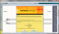 Harmony Assistant on OpenSuse