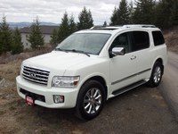 Review of 2010 QX56 - Tall person's perspective